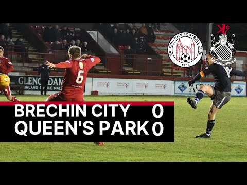Brechin Queens Park Goals And Highlights