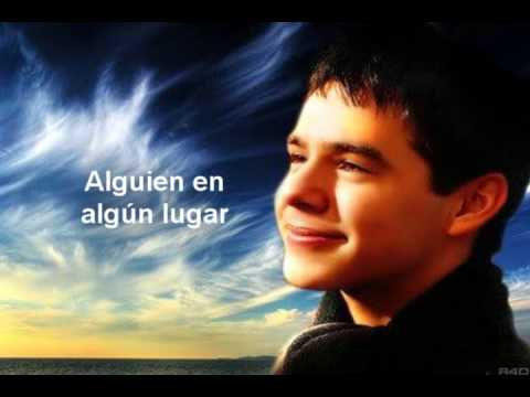 David Archuleta - Somebody out there ( Español )