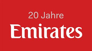 20 Jahre Emirates