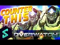 Counter THIS: SIX WINSTONS!   Overwatch Beta Gameplay   Planet of the Apes   Overwatch Impressions