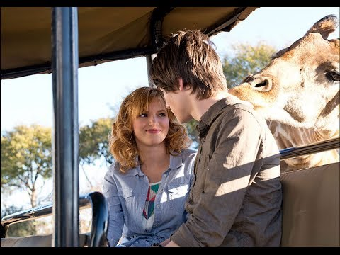 Bella Thorne Talks About Her Disgusting Giraffe Kiss
