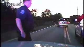 WARNING: RAW VIDEO. Video of OK Cops Shooting Unarmed Man - Terence Crutcher
