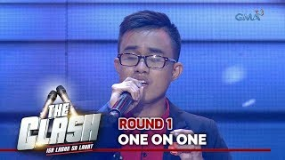 "The Clash 2019: Carl Montecido's emotion connects with ""Kahit Isang Saglit"" 