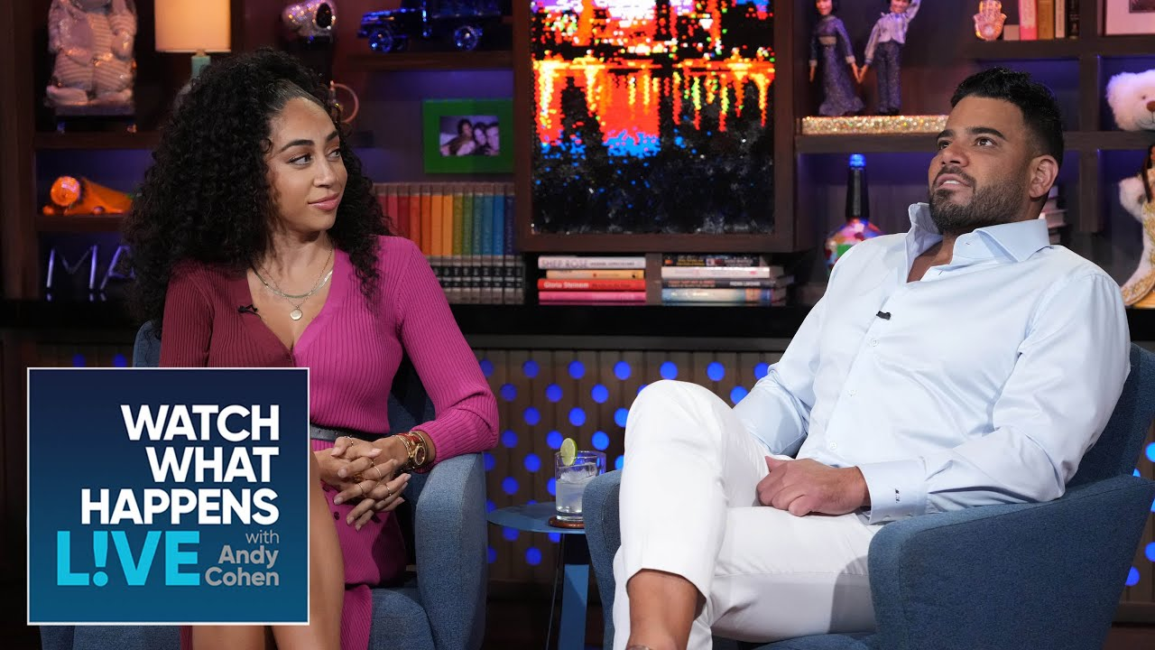 Shan Boodram on Mike Shouhed's Cheating Past | WWHL