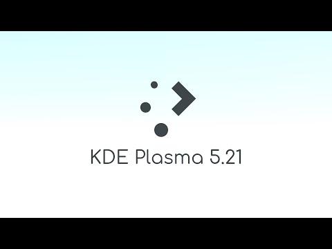 Plasma 5.21: A Very Pretty Thing
