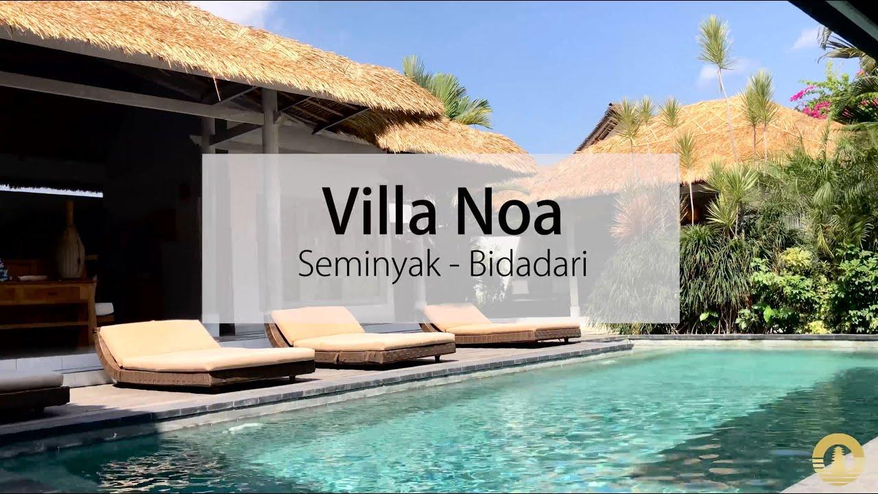 Villa Noa 4 Bedrooms Villa For Rent In Bali Seminyak