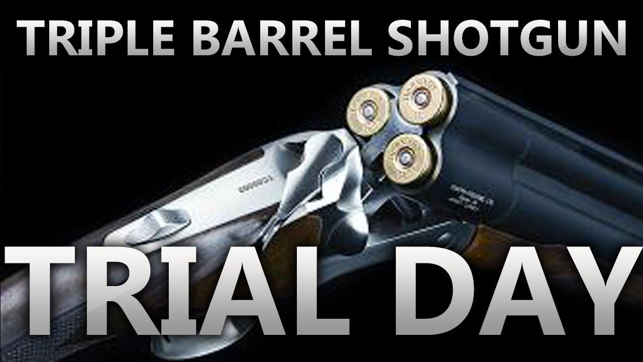 Akkar triple crown three barrel shotgun trial day uk youtube thecheapjerseys Choice Image