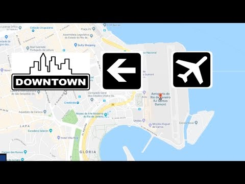 Top 5 CLOSEST Airports To Cities In The World (Walkable Journeys!)