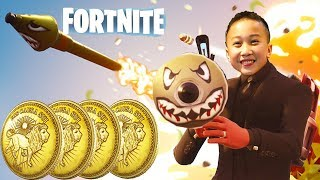 Wick Bounty 11 Year Old Kids Squad Fortnite