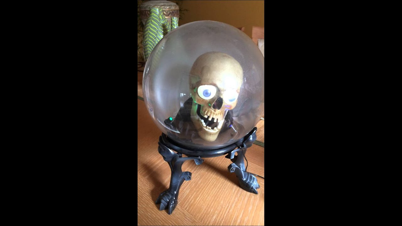 talking halloween skeleton skull head - Talking Skull Halloween