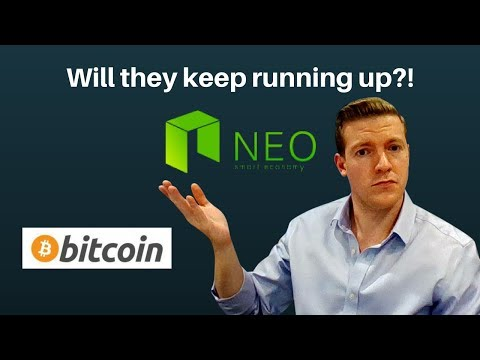 Bitcoin hits $4,000. NEO won't stop rising and how to resist the urge to trade