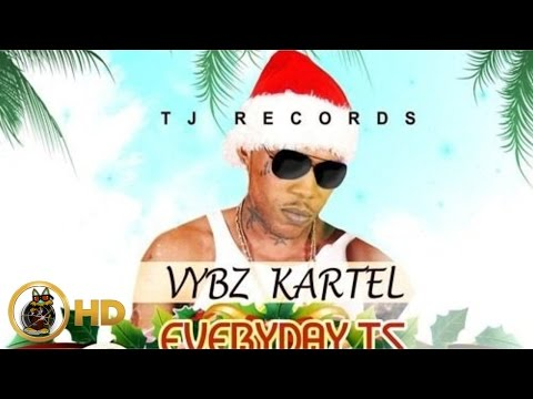 Vybz Kartel - Everyday Is Christmas - November 2015