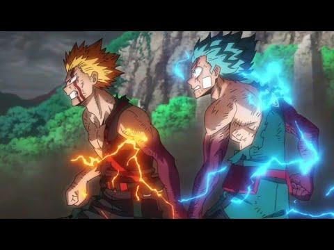 Boku No Hero Academia Movie 2: Full HD【AMV】- Light 'Em Up