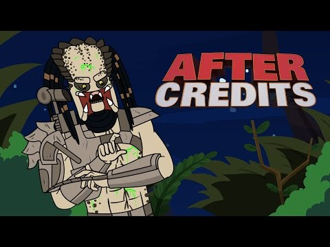 Predator - After Credits