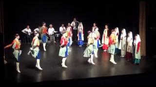 """Folklorni Ansambl """"Crna Gora"""" / Foklore Ensemble """"Crna Gora"""" - Vrsuta ®"""