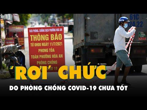 Đồng Nai: Chủ tịch phường Hóa An 'rơi' chức vì phòng chống COVID-19 chưa tốt