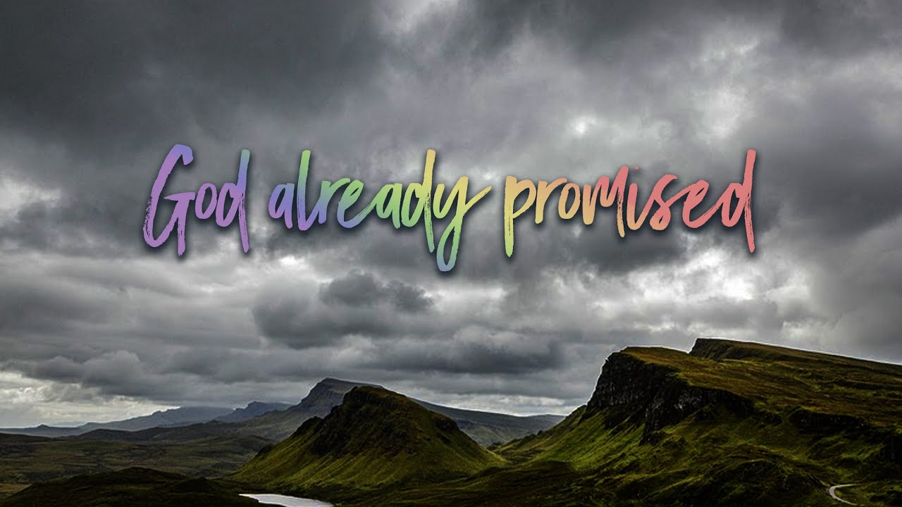 God Already Promised | Pastor Don Young