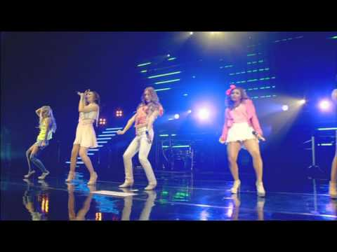 The Saturdays - Rihanna Medley [Headlines Tour DVD]