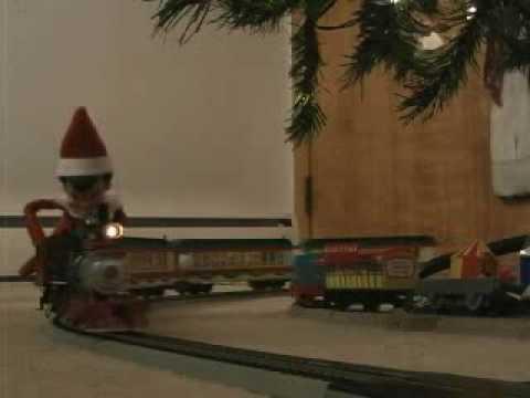 Elf On The Shelf Caught On Tape Rare Footage Youtube