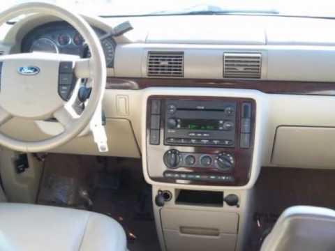2007 Ford Freestar Wagon 4dr Sel
