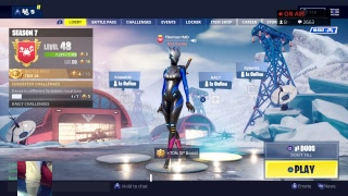 LIVE Fortnite Season 7 Gameplay // Solo gOd 1600+ Wins // Infinity Blade