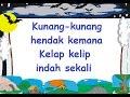 Song lyric Kunang Kunang