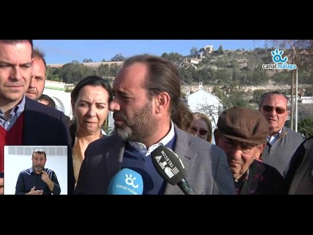 Cs denuncia el abandono de la barriada de La Araña y reclama un plan integral de conservación
