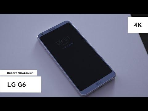 LG G6 w