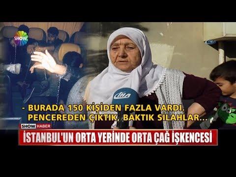 İstanbul'un Orta Yerinde Orta Çağ Işkencesi