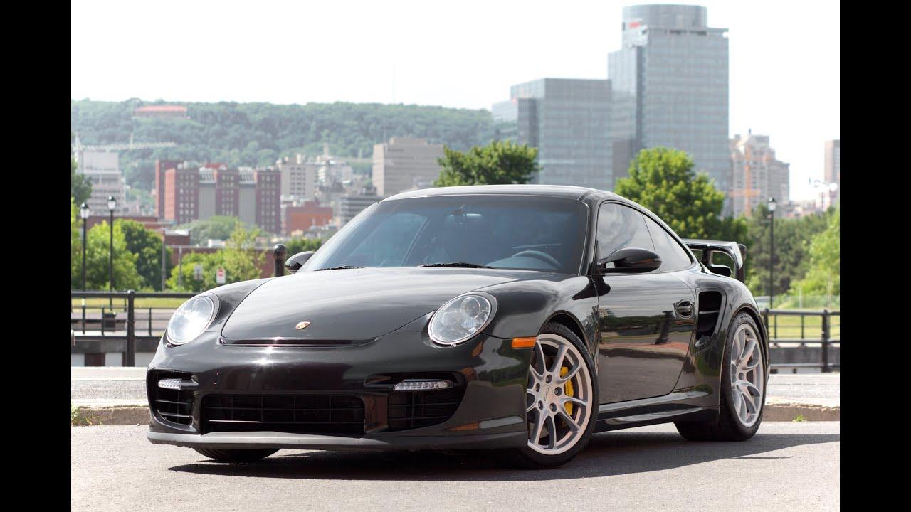 Porsche 911 T >> 2009 Porsche 911 GT2 walk around - YouTube