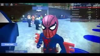 HNO TV- Roblox Spiderman Homecoming