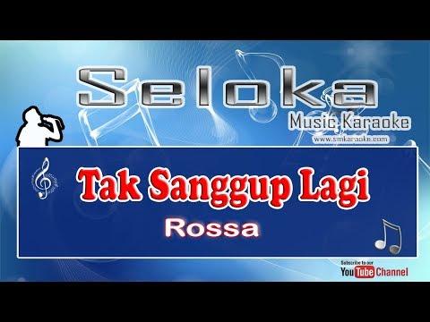 Tak Sanggup Lagi - Rossa - Karaoke Keyboard Cover | Lirik Lagu Tanpa Vokal