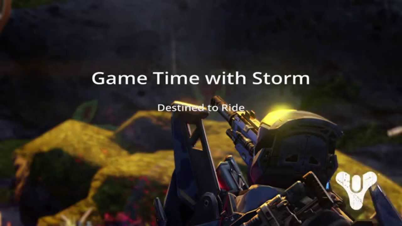 Download Game Time with Storm   Destiny: Destined to Ride