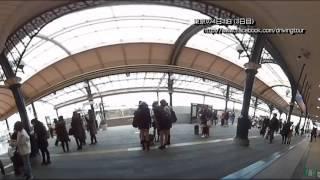 東京的4日3夜 (第三日) – 幾度下的短裙 東京の4日3泊 (3日目) – 冬のミ...