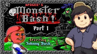 Monster Bash Starrin' Johnny Dash - JonTron