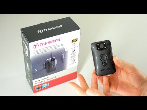 Transcend DrivePro Body 10 Review