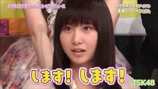 AKBINGO!より引用 AKB48の高橋朱里さんが、阿部マリアさん、渡辺美優紀...