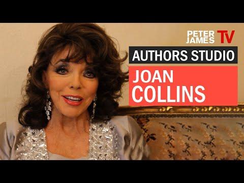 Peter James | Joan Collins | Authors Studio - Meet The Masters