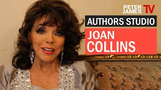 Peter James | Joan Collins | Authors Studio - Meet The Masters