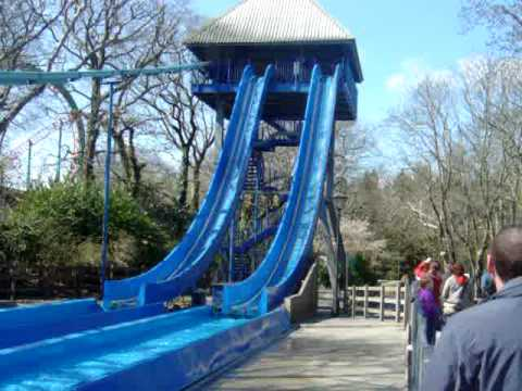 Oakwood Water Slide 2 Youtube