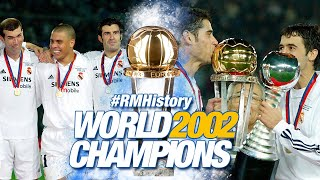 Intercontinental Cup 2002 | Real Madrid 2-0 Olimpia