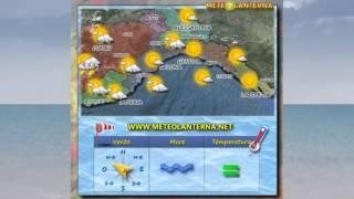 4 Maggio Previsioni Meteo Meteolanterna per Genova e la Liguria