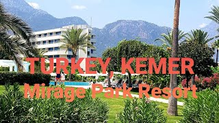 ТУРЦИЯ КЕМЕР ОТДЫХ НЕЗАБЫВАЕМЫЕ ВПЕЧАТЛЕНИЯ! TURKEY KEMER UNFORGETTABLE HOLIDAY! MIRAGE PARK RESORT!