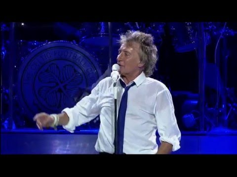 Rod Stewart - Stay With Me Live