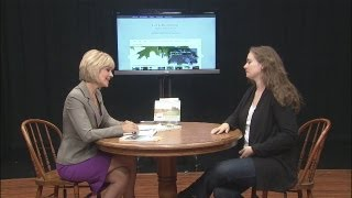 Ann Nyberg interviews L.M. Browning