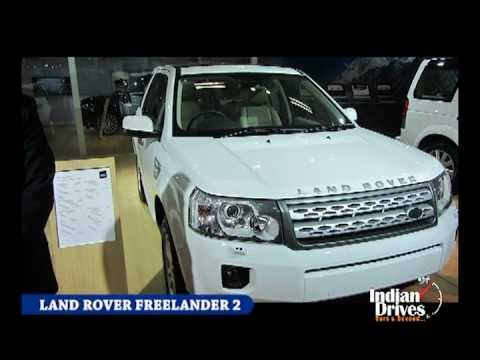 Land Rover Freelander 2 Interior & Exterior Review