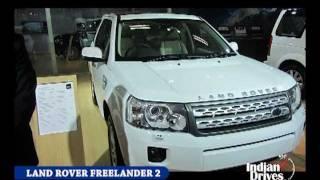 Land Rover Freelander 2 Interior & Exterior Review