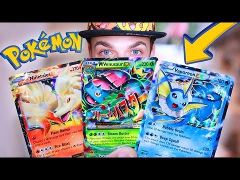 Pokemon - EPIC *MEGA* POKEMON CARD OPENING!