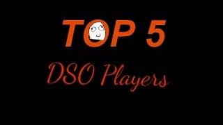 Drakensang online / TOP 5 DSO Players / (váš výběr)