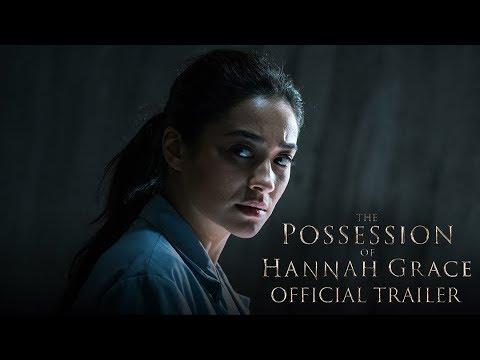THE POSSESSION OF HANNAH GRACE   Official Trailer   In Cinemas December 7